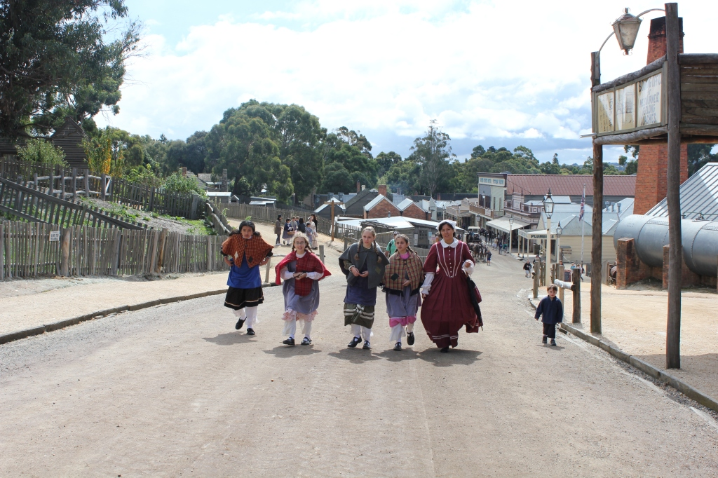 Sovereign Hill Community
